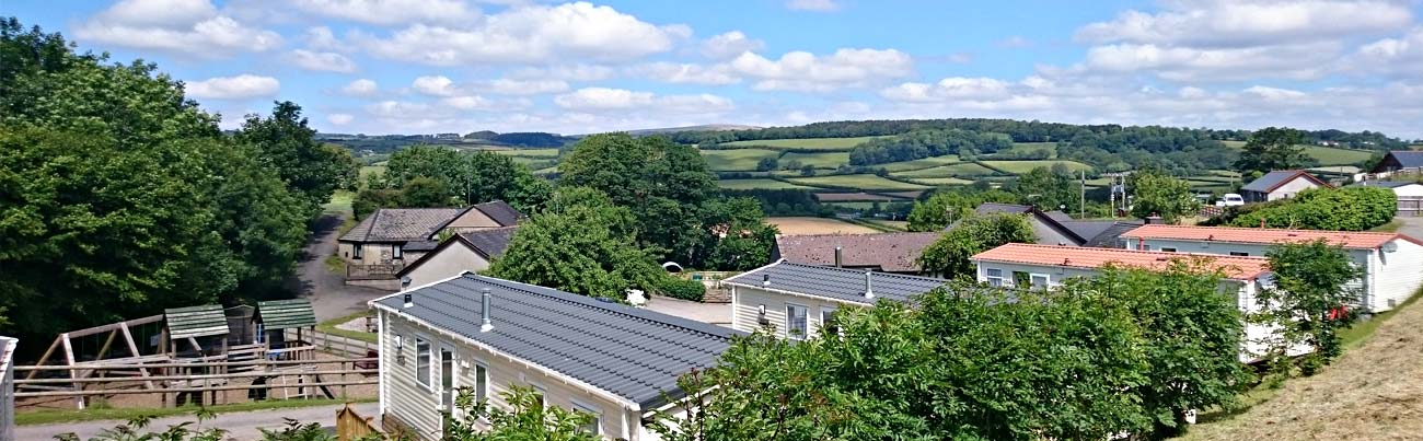 Parkers Farm Self Catering Holiday Cottages Caravans